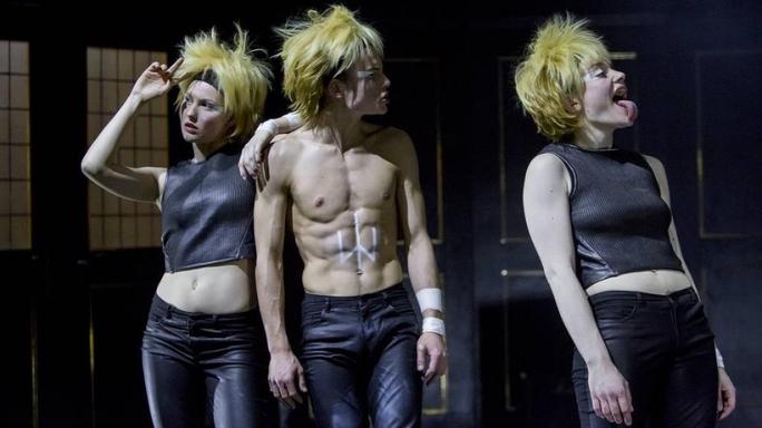 Studio - Schauspiel Leipzig Studioinszenierung 2017, 3. Studienjahr