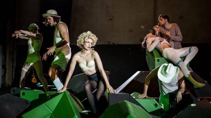 Studio - Schauspiel Köln Studioinszenierung 2017, 3. Studienjahr