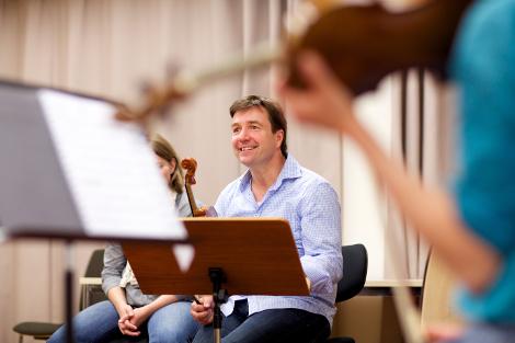 Streicherkammermusik Repertoirefülle und Kombinationsvielfalt