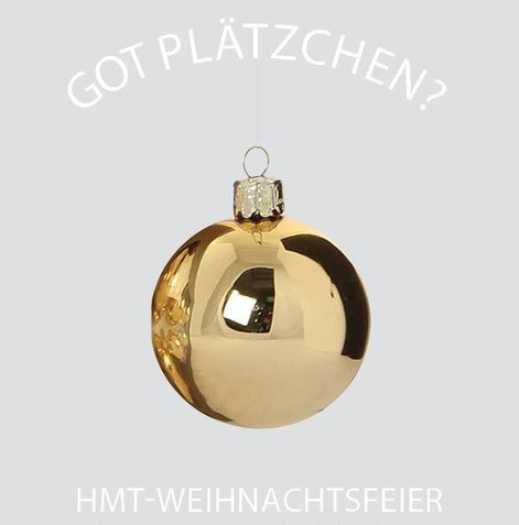 Christmas party/Got Plätzchen?